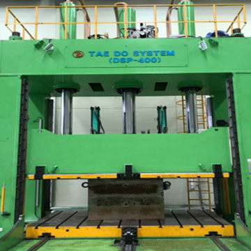400TON HYD PRESS